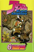JoJo's Bizarre Adventure TPB (2005-2010 Viz Digest) 6-REP