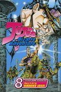 JoJo's Bizarre Adventure TPB (2005-2010 Viz Digest) 8-REP