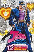 JoJo's Bizarre Adventure TPB (2005-2010 Viz Digest) 12-REP