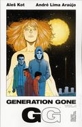 Generation Gone TPB (2018 Image) 1-1ST