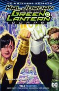 Hal Jordan and the Green Lantern Corps TPB (2017- DC Universe Rebirth) 4-1ST