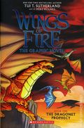 Wings of Fire GN (2018 Graphix) 1-1ST