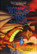 Wings of Fire HC (2018 Graphix) 1-1ST