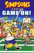 Simpsons Comics Game On TPB (2018 Bongo) 1-1ST