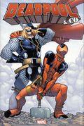 Deadpool and Co. Omnibus HC (2017 Marvel) 1-1ST