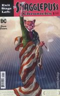 Exit Stage Left The Snagglepuss Chronicles (2017 DC) 1A
