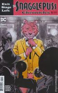 Exit Stage Left The Snagglepuss Chronicles (2017 DC) 1B
