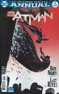 Batman (2016 3rd Series) Annual 2B