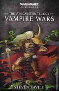 Warhammer Chronicles Vampire Wars SC (2018 A Black Library Novel) The Von Carstein Trilogy 1-1ST