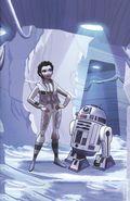 Star Wars Forces of Destiny Leia (2018 IDW) 1RIA