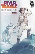 Star Wars Forces of Destiny Leia (2018 IDW) 1RIB