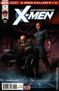 Astonishing X-Men (2017 4th Series) 7A
