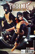 Phoenix Resurrection The Return of Jean Grey (2017 Marvel) 2B