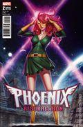Phoenix Resurrection The Return of Jean Grey (2017 Marvel) 2D