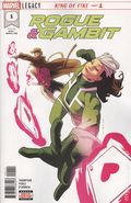 Rogue and Gambit (2018 Marvel) 1A