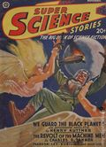 Super Science Stories (1940-1951 Popular Publications) Pulp Vol. 4 #2