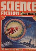 Science Fiction Quarterly (1951-1958 Columbia Publications) Pulp 2nd Series Vol. 2 #3