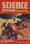 Science Fiction Quarterly (1951-1958 Columbia Publications) Pulp 2nd Series Vol. 2 #5