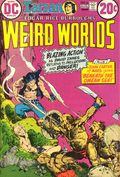 Weird Worlds (1972 DC) Mark Jewelers 6MJ