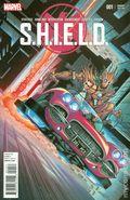 SHIELD (2014 Marvel) 4th Series 1I