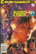 CyberRad (1991 1st Series) 2B