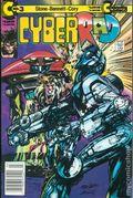 CyberRad (1991 1st Series) 3B