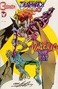Valeria the She-Bat (1993 Continuity) 1RED