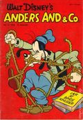 Walt Disney's Anders And & Co. (Danish Series 1949) 1958, #14