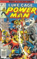 Power Man and Iron Fist (1972) UK Edition 39UK