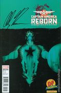 Captain America Reborn (2009 Marvel) 1DFSIGNED