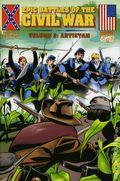 Epic Battles of the Civil War GN (1998 Historical Comics) 3-REP