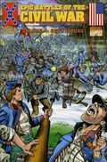 Epic Battles of the Civil War GN (1998 Historical Comics) 4-REP