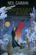 Graveyard Book TPB (2017 A HarperCollins Graphic Novel) Single Volume Edition By Neil Gaiman 1-REP