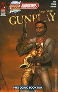 Hero By Night Free Comic Book Day Edition/Gunplay Preview (2008 Platinum Studios) 0