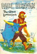 Paul Bunyan the Giant Lumberjack (1968 Bang Printing) 1