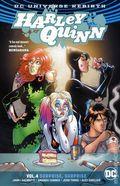 Harley Quinn TPB (2017-2018 DC Universe Rebirth) 4-1ST
