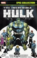 Incredible Hulk Fall of the Pantheon TPB (2018 Marvel) Epic Collection 1-1ST