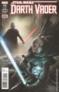 Star Wars Darth Vader (2017 Marvel 2nd Series) 10A