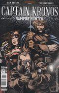 Captain Kronos (2017 Titan Comics) 4A