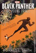 Black Panther The Young Prince HC (2018 A Marvel Press Novel) 1-1ST