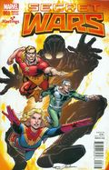 Secret Wars (2015 3rd Series) 8HASTINGS
