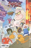 Adventure Time Regular Show (2017 Boom) 6A