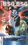 Battlestar Galactica vs. Battlestar Galactica (2018 Dynamite) 1H