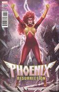 Phoenix Resurrection The Return of Jean Grey (2017 Marvel) 3D