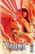 Phoenix Resurrection The Return of Jean Grey (2017 Marvel) 3C