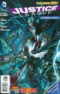 Justice League (2011) 10COMBOB