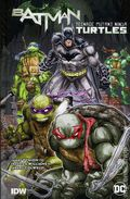 Batman/Teenage Mutant Ninja Turtles HC (2016 DC/IDW) 1-REP