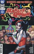 Harley Quinn Be Careful What You Wish For Special (2017) 1A