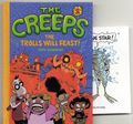 Creeps HC (2015 Amulet Books) 2S-1ST