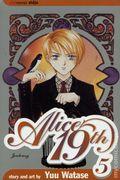 Alice 19th GN (2003-2004 Viz Digest) 5-REP